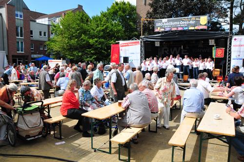 Tafelfest Selmer Blasorchester