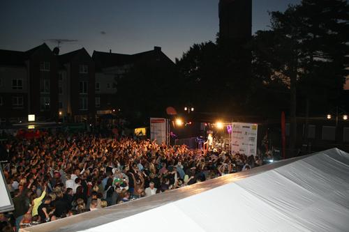 Stadtfest Samstag Anna-Maria Zimmermann